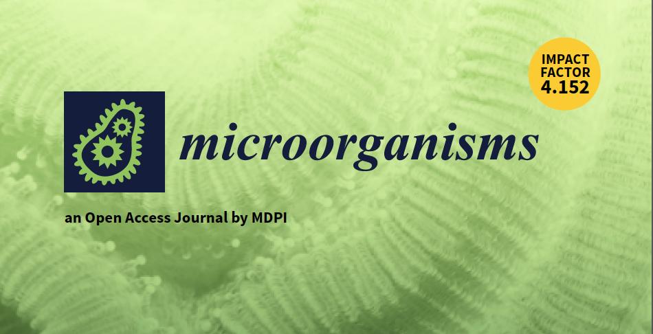 Un articolo sui risultati del progetto Horizon2020 SIMBA, di cui è partener SIteia.Parma, pubblicato dalla rivista Microorganism